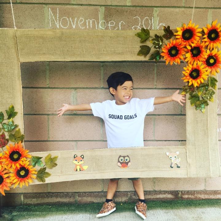 Aloha November.