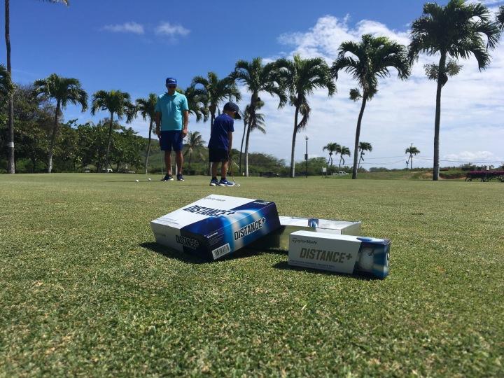 M&M's & Golf